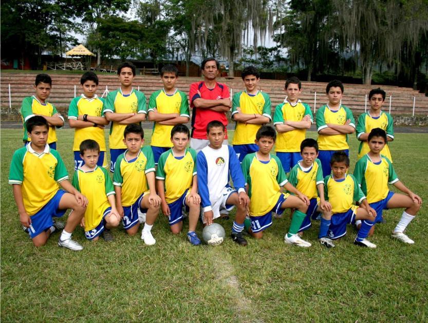 Seleccion infantil 2008
