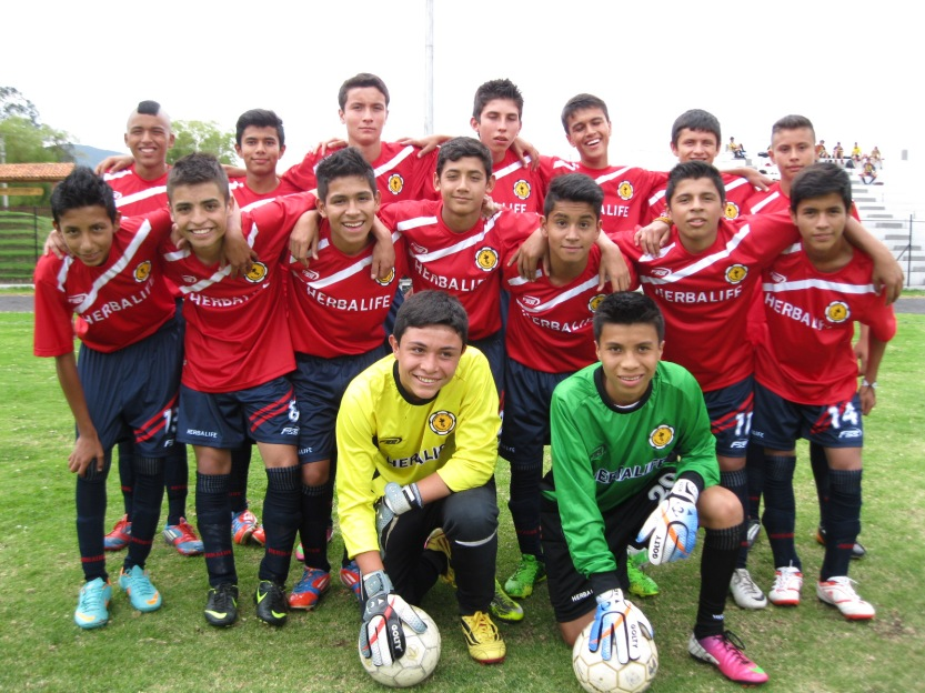 CATEGORIA  PREJUVENIL  2013