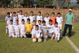 Escuela Imder Fútbol Honduras