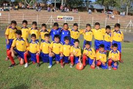 Escuela de Futsal Pacho Ecuador